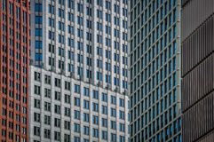 Buildings in The Hague. Government buildings Stock Images