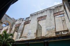 Buildings in Havana Royalty Free Stock Photo