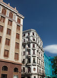 Buildings in Havana, Cuba Royalty Free Stock Image