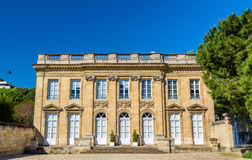 Buildings in the historic centre of Bordeaux, France Stock Photos