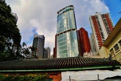 Buildings in Hong Kong Stock Images