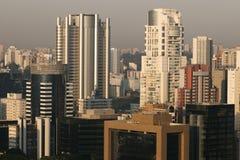 Large cities Stock Photos