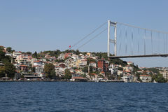 Buildings in Istanbul City, Turkey Stock Photo