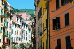Buildings in Italy Royalty Free Stock Photo