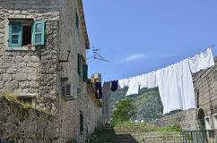 Buildings in Kotor Royalty Free Stock Photo