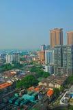 Buildings in Kuala Lumpur Stock Photo