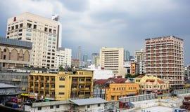Buildings in Kuala Lumpur, Malaysia.  Stock Photos