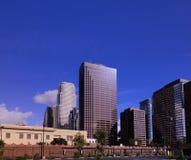 Buildings Los Angeles CA Stock Photo