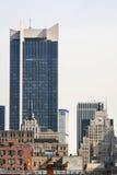 Buildings of Manhattan Stock Image