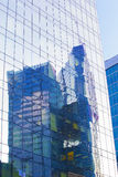 Buildings of modern business center Stock Photography