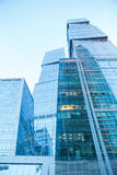 buildings of modern business center Royalty Free Stock Photo
