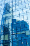 buildings of modern business center Royalty Free Stock Photos