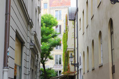 Buildings in munich city Royalty Free Stock Image