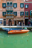Buildings in Murano Royalty Free Stock Images
