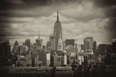 Buildings of New York City Stock Photos