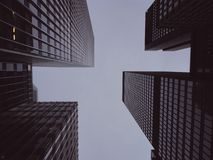 Buildings in New York Stock Images
