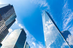 Buildings in NYC, USA, America Stock Photography
