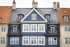 Buildings Nyhavn, Copenhagen Stock Image