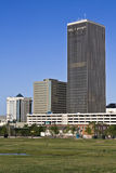 Buildings in Oklahoma City Stock Image