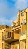 Buildings in the old city of Jaffa - Tel Aviv Stock Image
