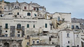 Matera, Basilicata, Southern Italy  Royalty Free Stock Photo