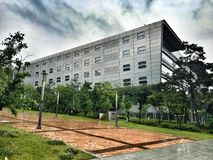 Buildings in Pangyo Stock Images