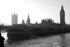 Buildings of Parliament Stock Images
