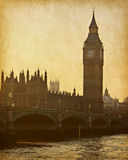 Buildings of Parliament Stock Image