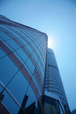 Buildings in perspective. An corporate buildings in perspective Stock Images