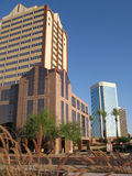 Buildings of Phoenix Royalty Free Stock Photo