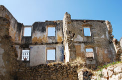 Buildings in Pican Royalty Free Stock Photos
