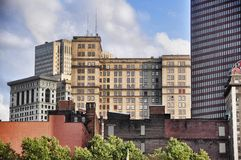Buildings in Pittsburgh Stock Photography