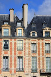 Buildings in Place Vosges Royalty Free Stock Photography