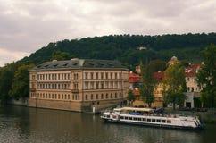 Buildings in Prague Stock Photos