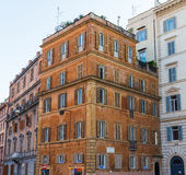 Buildings in Rome Stock Images