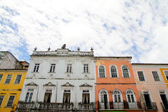 Buildings in Salvador Stock Images