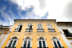 Buildings in Salvador Royalty Free Stock Photo