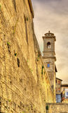 Buildings in San Marino Royalty Free Stock Photography