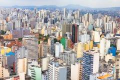 Buildings in Sao Paulo Stock Photography