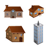 Buildings Stock Photography