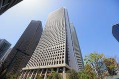 Buildings at Shinjuku, Tokyo, Japan 2016 Stock Images