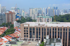 Buildings at Singapore Royalty Free Stock Image