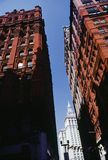 Buildings In Soho District, New York City Usa Royalty Free Stock Photography