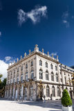 Buildings on the Stanislas place in Nancy the golden city. Stock Images