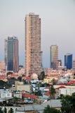 Buildings in Tel Aviv Stock Photo