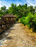 Tirta Empul Temple Royalty Free Stock Photography