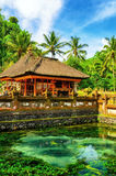 Tirta Empul Temple Royalty Free Stock Photo