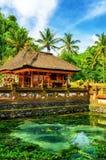 Tirta Empul Temple Royalty Free Stock Photo