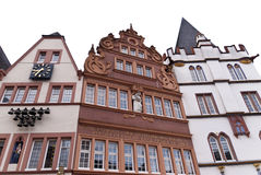 Buildings in Trier Royalty Free Stock Photo