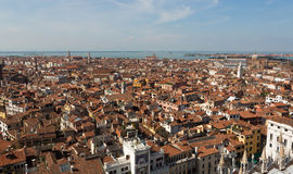 Buildings of Venice Royalty Free Stock Photo